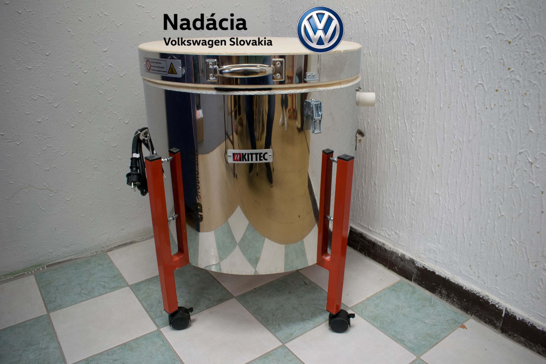Pokračovanie projektu s Nadáciou Volkswagen Slovakia