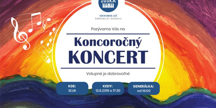 Koncoročný koncert