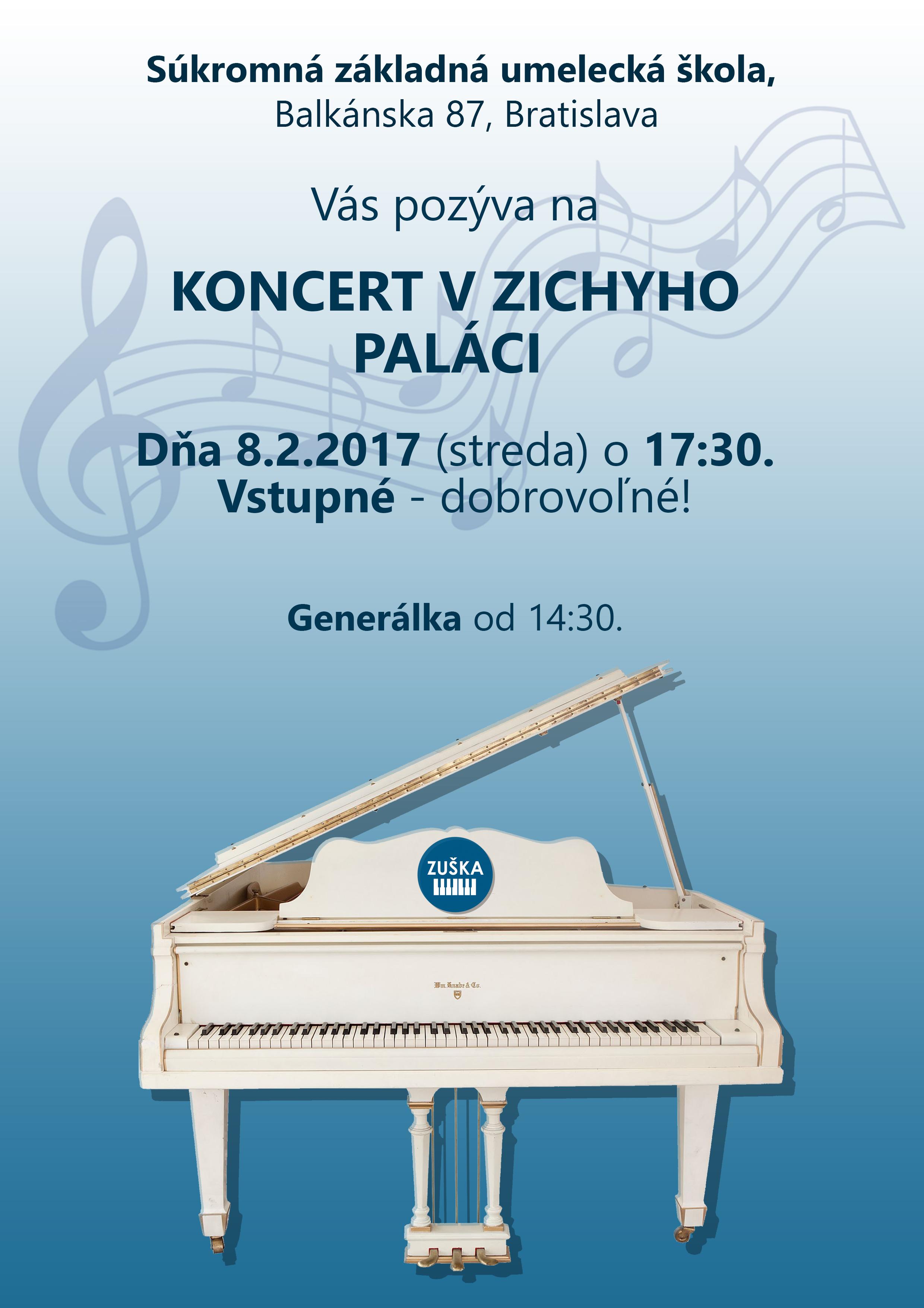 Klavírny koncert